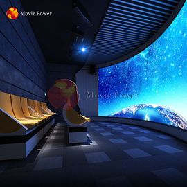 فيلم Movie Power Theme Park Motion Cinema Chairs 4D Movie Theatre